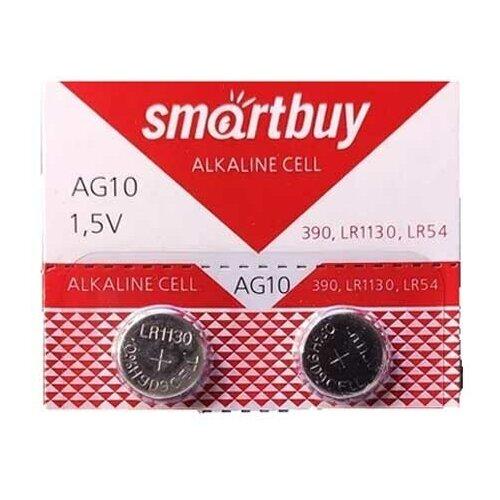 Фото - Элемент питания SMARTBUY AG10 BL10 (10/2000) элемент питания smartbuy ag10 bl10 10 2000