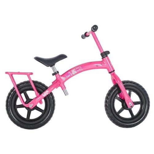 Купить Беговел RT Yoxo VIC flip-flop, розовый, Беговелы