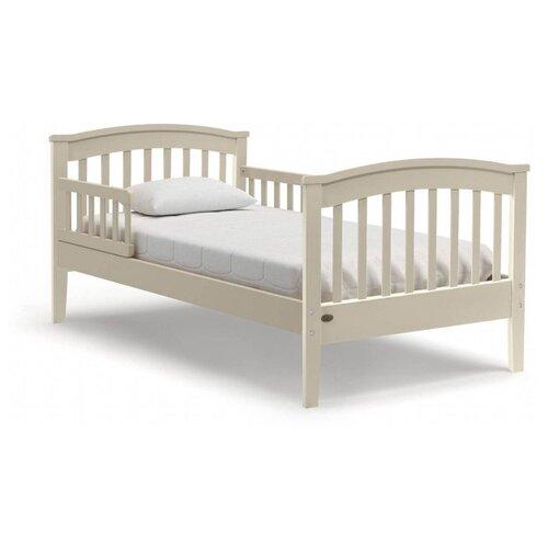 Кровать детская Nuovita Perla lungo, размер (ДхШ): 166х86.5 см, спальное место (ДхШ): 160х80 см, каркас: массив дерева, цвет: avorio