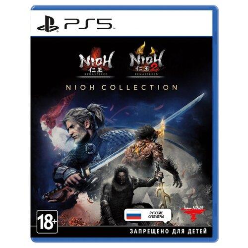 Игра для PlayStation 5 Nioh Collection, русские субтитры