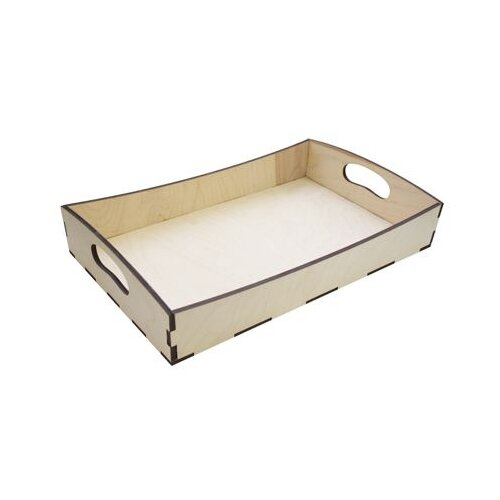 Купить L-486 Деревянная заготовка 'Поднос', 41*26 см, 'Астра', Astra & Craft, Декоративные элементы и материалы