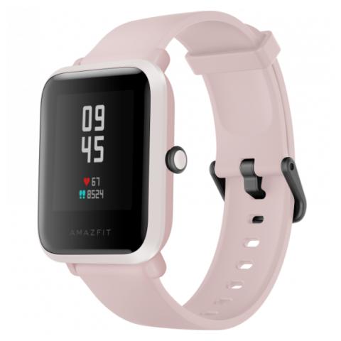 Умные часы Amazfit Bip S Lite, sakura pink фото 1
