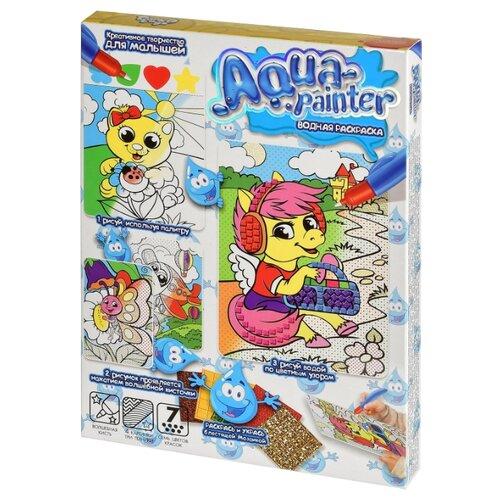 Купить Danko Toys Набор для творчества Aqua painter. Лошадка, Раскраски