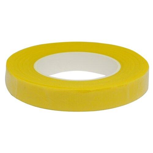 AS22-01, Тейп лента для флористики, длина 30 ярдов, 2 бобины/упак (желтый) wzsplik чёрный цвет 38 ярдов