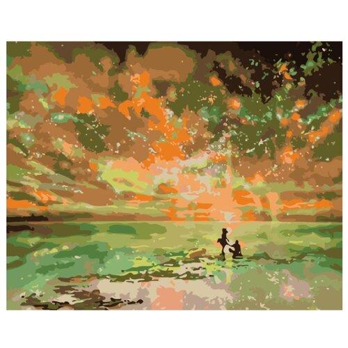 Купить Картина по номерам, 100 x 125, KTMK-553991, Живопись по номерам , набор для раскрашивания, раскраска, Картины по номерам и контурам