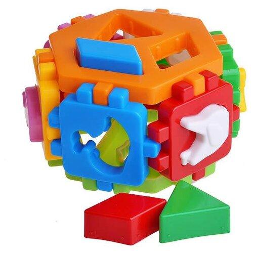 Кубики ТехноК Умный малыш