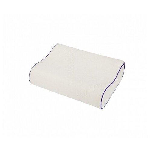 Анатомическая подушка с эффектом памяти MemorySleep TRES белый