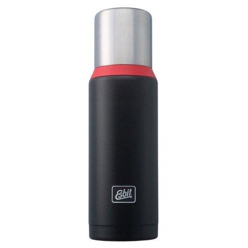 EsBit термос Stainless Steel Vacuum Flask 1л (Черный, BR)