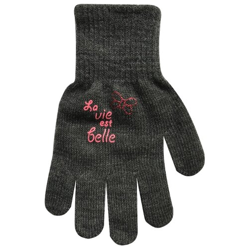Перчатки RAK La vie est belle R-012A размер 16, темно-серый