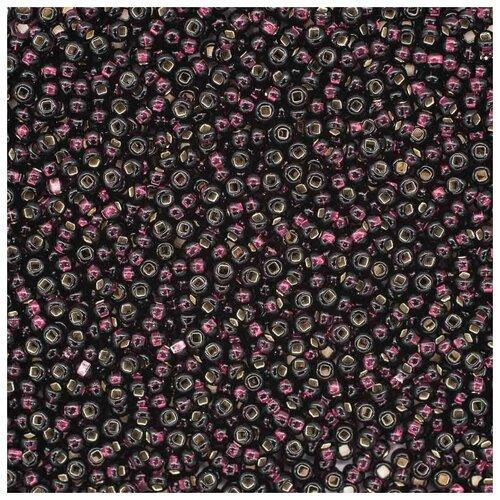Купить Бисер Preciosa 50г Preciosa (10/0 фиолетовый 08), Фурнитура для украшений