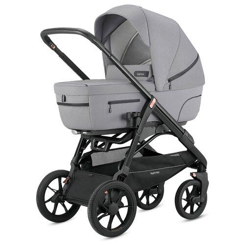 Универсальная коляска Inglesina Aptica XT (3 в 1, с подставкой для люльки) horizon grey прогулочная коляска inglesina aptica silk grey