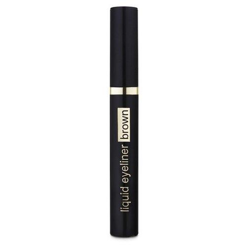 Фото - Velvet Жидкая подводка Liquid eyeliner, оттенок коричневый yllozure двойная подводка для глаз eyeliner double marker оттенок коричневый