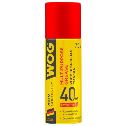 Смазка WOG WG-40 0.075 л