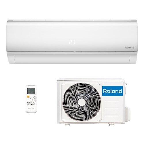Настенная сплит-система Roland FU-12HSS010/N3 белый