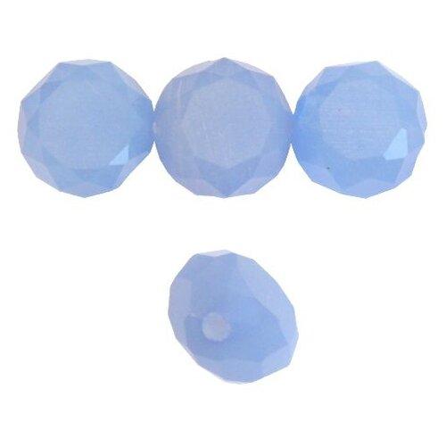 Купить MBZ Бусины стеклянные, 10 мм, упак./20 шт., 'Астра' (M-8), Astra & Craft, Фурнитура для украшений