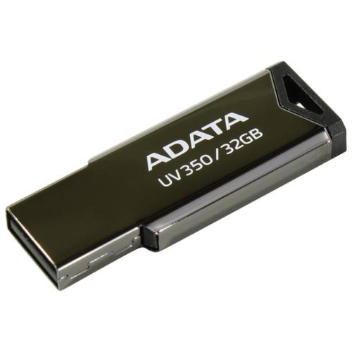 Фото - Флешка ADATA UV350 32GB черный adata ue700 32gb черный