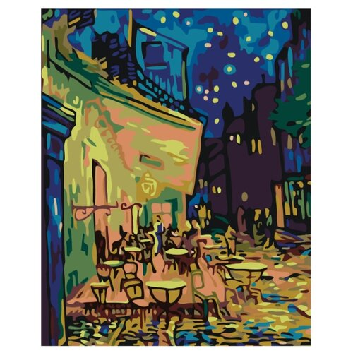 Картина по номерам, 100 x 125, KTMK-95153, Живопись по номерам , набор для раскрашивания, раскраска, Картины по номерам и контурам  - купить со скидкой