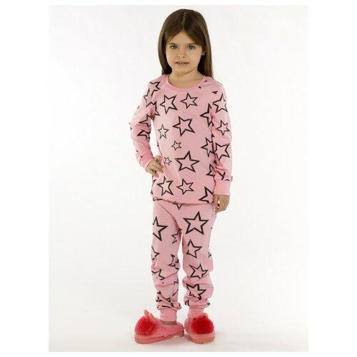 Купить Пижама Roxy Foxy размер 122, розовый, Домашняя одежда