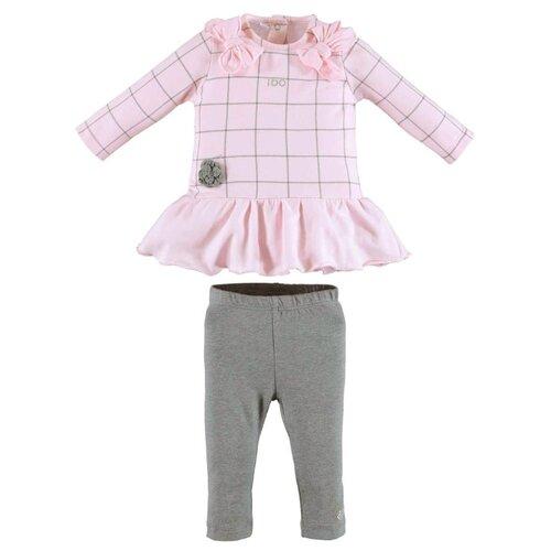 Купить Комплект одежды Ido размер 68, розовый, Комплекты