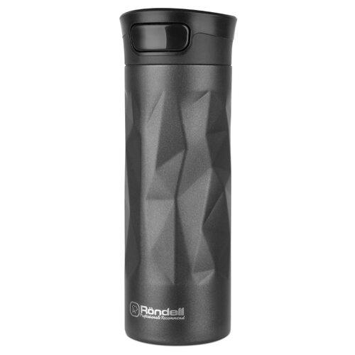 Термокружка Rondell ArtDeco RDS-1299, 0.4 л серый