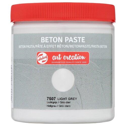 Купить Паста для декорирования с эффектом бетона Art Creation 250мл цв.7507 светло-серый, Royal Talens, Краски
