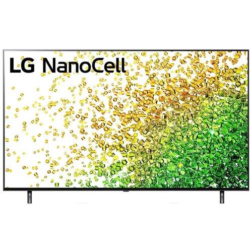 Фото - Телевизор NanoCell LG 55NANO856PA 54.6 (2021), черный телевизор lg 70up75006lc 69 5 2021 черный