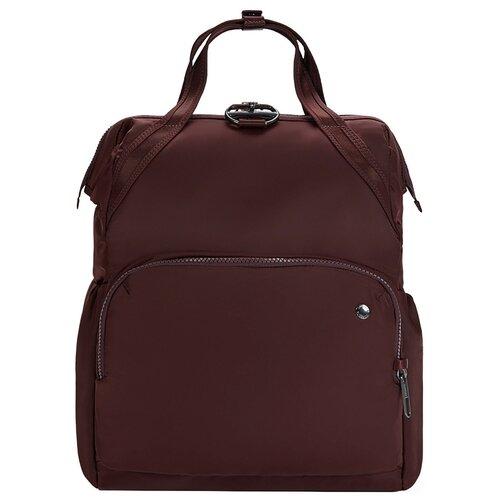 Фото - Рюкзак Pacsafe Citysafe CX Backpack бордовый рюкзак 605030 бордовый
