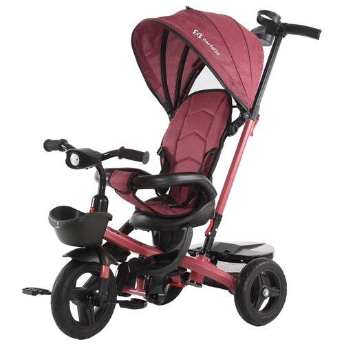 Купить Трехколесный велосипед Farfello YLT-6199, cherry, Трехколесные велосипеды