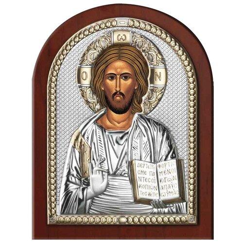 Икона Иисус Христос 84000, 8х11 см икона valenti георгий победоносец 84260 8х11 см