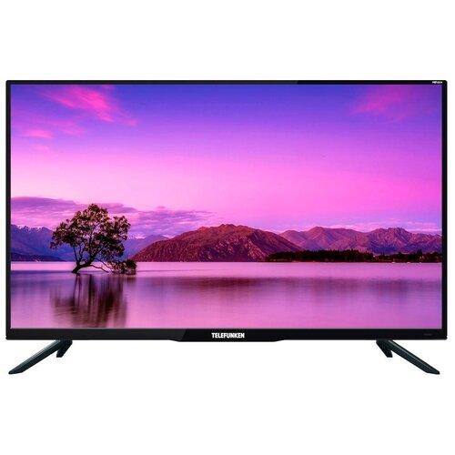 """Телевизор TELEFUNKEN TF-LED32S49T2S 31.5"""" (2020) черный"""