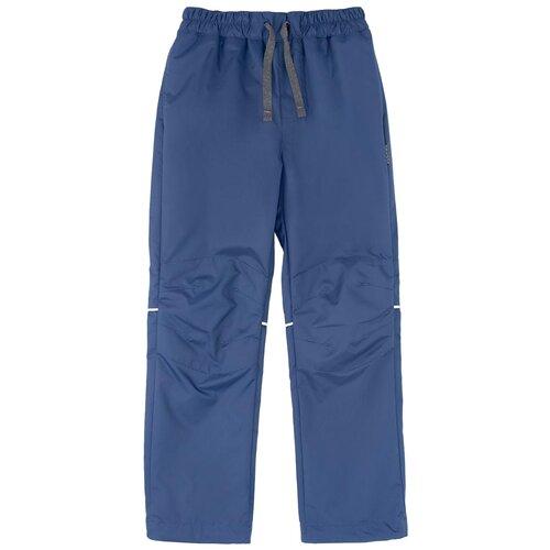 Купить Брюки crockid ВК 46015 размер 116-122, 17 темно-синий, Полукомбинезоны и брюки