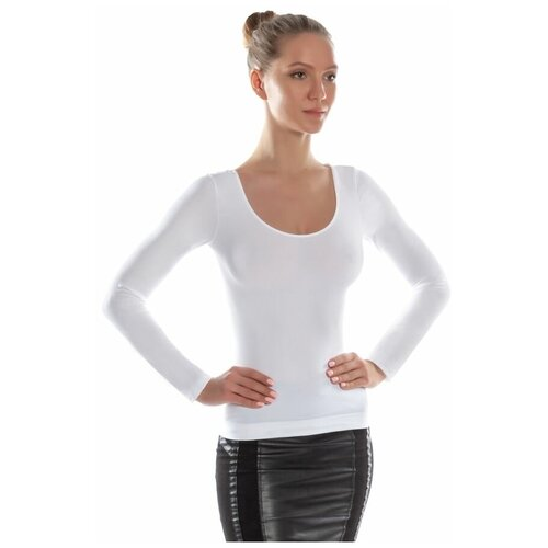 Кофта Mademoiselle Maglia Scollo Madonna M/L (Ilar) белый L/XL l absolu mademoiselle shine 157 mademoiselle stands out