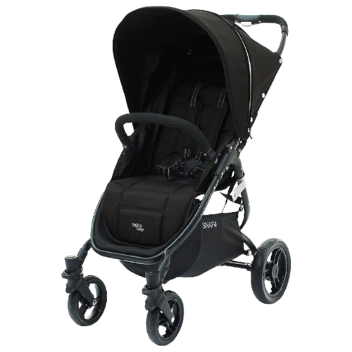 Купить Прогулочная коляска Valco Baby Snap 4, coal black, Коляски