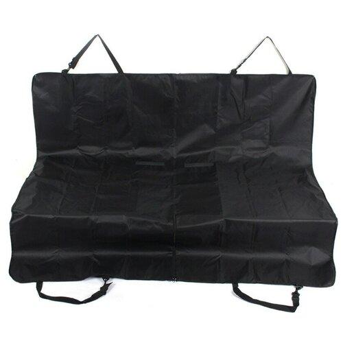 Автогамак для собак FitStudio 093:C 138х145 см черный