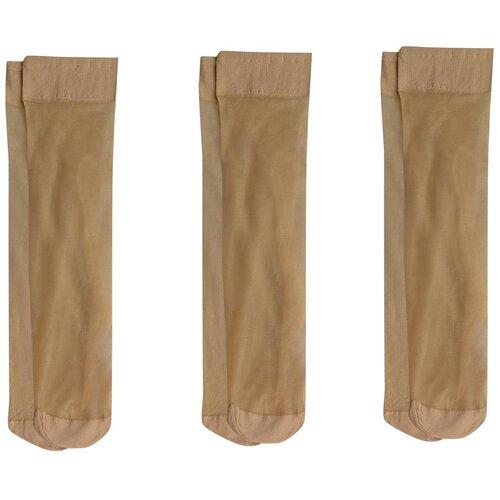Носки под коленом 3 шт Titus Натуральный