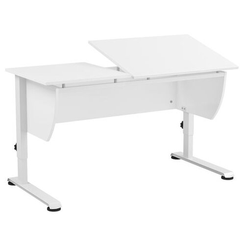 Фото - Парта KETTLER Kett-Up Duo 120x53.5 см белый/белый ящик kettler w40106 белый серый