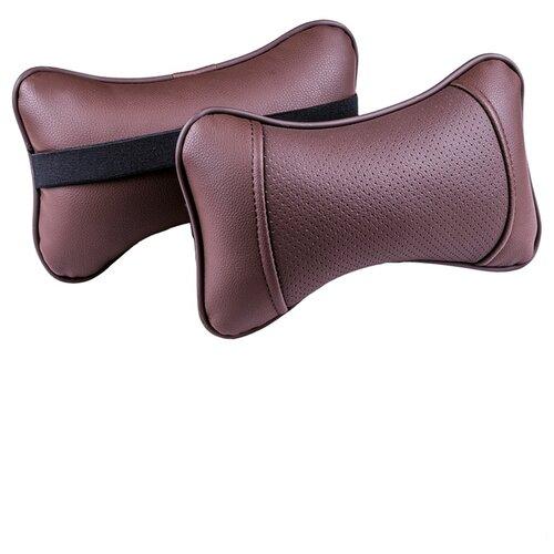 Комплект автомобильных подушек под шею (balaton41313, 2 штуки)