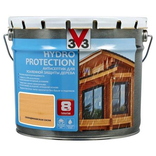 V33 Hydro Protection скандинавская сосна 9 л