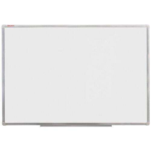 Доска магнитно-маркерная BRAUBERG 235522 (90х120 см) белый/хром