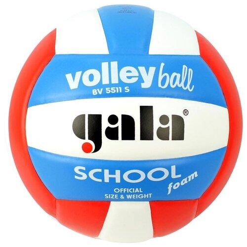 Мяч волейбольный GALA School Foam Colour, р. 5, арт. BV5511S
