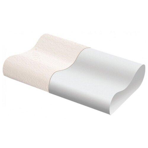 Ортопедическая подушка с эффектом памяти Тривес Т.117, размер M (32х47 см.)