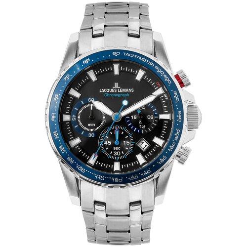 Фото - Наручные часы JACQUES LEMANS 1-2099E наручные часы jacques lemans 1 2094d