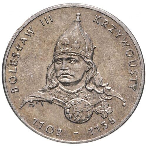 Монета Банк Польши Польские правители - Князь Болеслав III Кривоустый. 50 злотых 1982 года