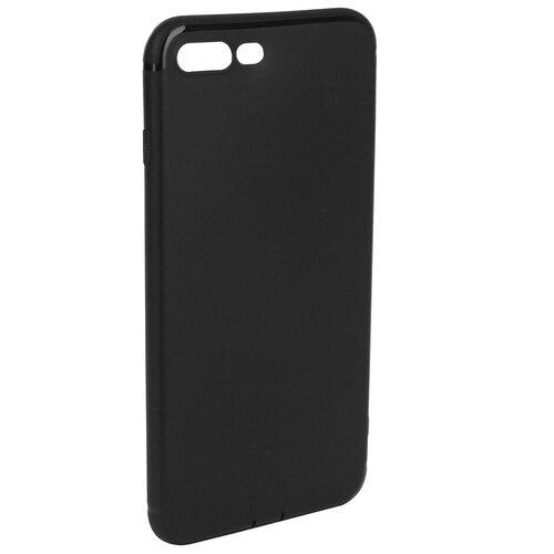 Чехол Innovation для APPLE iPhone 7 Plus/8 Plus Matte Black 13315 аксессуар чехол neypo soft touch для apple iphone 8 plus 7 plus black st02111