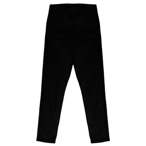 Лосины гимнастические х/б, цвет черный (р.30) 2779467