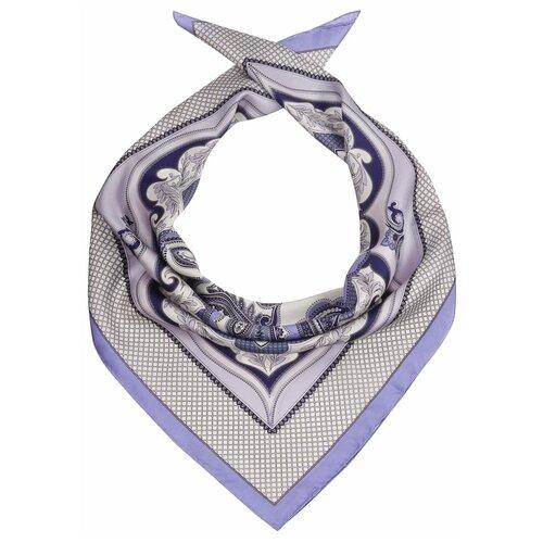 Платок Dr.Koffer S810707-180 100% шелк фиолетовый