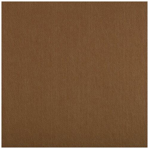 Купить Фетр Gamma Premium FKS15-33/53 декоративный 33 см х 53 см ± 2 см ST-22 св. коричневый, Валяние