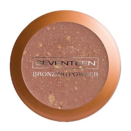 Seventeen Пудра с бронзирующим эффектом Bronzing Powder 01