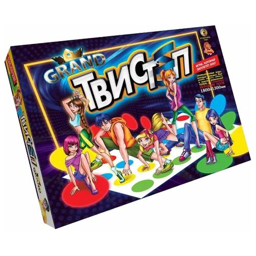 Настольная игра Danko Toys Гранд-Твистеп