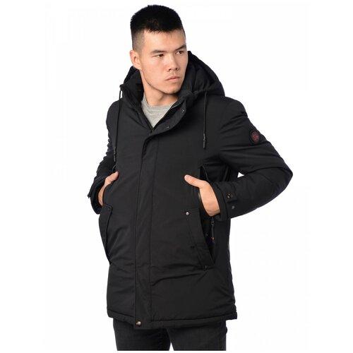 Зимняя куртка мужская MALIDINU 21005 (Черный 202/56)